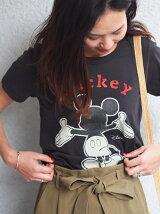 【別注】JUNK FOOD×JC HUG MICKEY Tシャツ / ジャンクフード / ミッキー