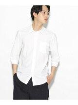 【汗染み防止】7分袖ベーシックシャツ