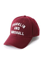 FRANKLIN&MARSHALL/(U)キャップ 461837017