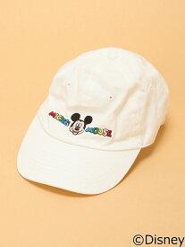 【SALE/61%OFF】WEGO (L)別注DISNEYローキャップ ウィゴー 帽子/ヘア小物【RBA_S】【RBA_E】