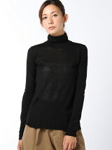 cash wool turtleneck knit