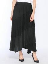 プリント切替えスカート
