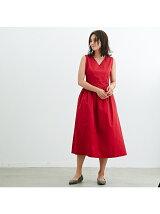 SUGAR ROSE ノースリーブワンピース【予約】