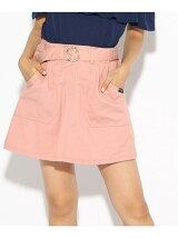 リングベルト台形スカート
