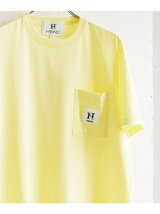 HABANOS×URBAN RESEARCH 別注POCKET S/S T-SHIRTS