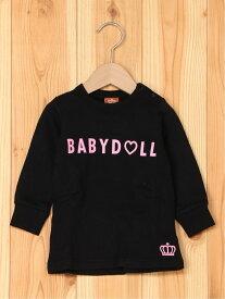 【SALE/30%OFF】BABYDOLL (K)ワンピース ベビードール ワンピース キッズワンピース ブラック