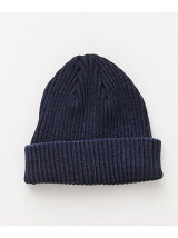 Rohw master product×URBAN RESEARCH INDIGO KNITCAP