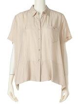 2013 Summer Tuck Shirt シャツ