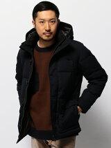 【予約】ビーミング by ビームス / 河田フェザー TC ダウンブルゾン BEAMS ビームス