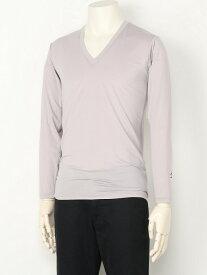 Munsingwear (M)アンダーウェア マンシングウェア カットソー Tシャツ グレー ブラック ホワイト【送料無料】