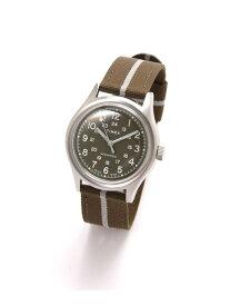 【SALE/10%OFF】TIMEX MK-1 Mechanical ナノユニバース ファッショングッズ 腕時計 カーキ【送料無料】