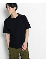 パールニットポケットTシャツ