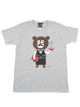 【SPECIAL PRICE】The Wonderful! design works. / BARISTA BEAR Tee