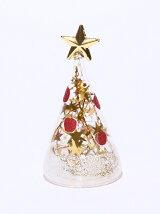 LEDクリスマスツリーオブジェS
