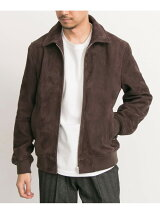 FREEMANS SPORTING CLUB JP GOAT SUEDE SPORTS JACKET