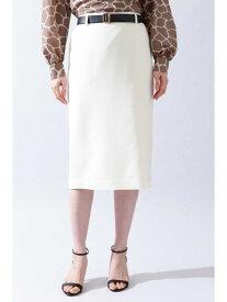 【SALE/57%OFF】BOSCH ◆《B ability》ロングタイトスカート ボッシュ スカート スカートその他 ホワイト ブラック【送料無料】