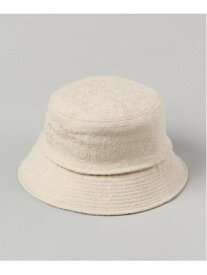 【SALE/25%OFF】JEANASiS ジャガードバケットハット ジーナシス 帽子/ヘア小物 ハット ホワイト グレー ブラック