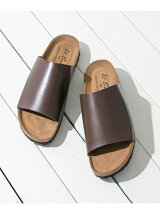 EL TIERRA×URBAN RESEARCH LEATHER SANDALS