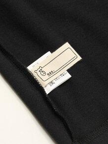 【KIDS】coen(コーエン)ロゴTシャツ(100〜130)