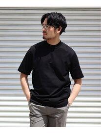 【SALE/40%OFF】STIR STIR オーセンティックモックT エディフィス カットソー Tシャツ ブラック ネイビー ホワイト ベージュ【送料無料】