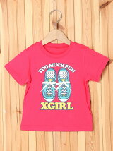 S/S TEE TOO MUCH FUN(4T~7T)