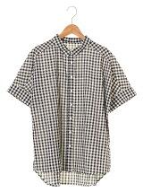 Hunch 綿ローンオーバーシャツ