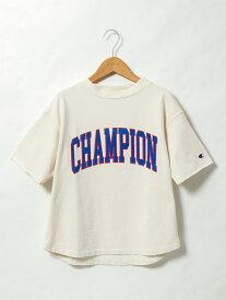 【SALE/40%OFF】Champion(チャンピオン)スウェットロゴTシャツ コーエン カットソー【RBA_S】【RBA_E】