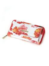 Big Flower wallet