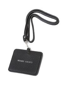 BEAMS LIGHTS / フェイクレザー ID ケース BEAMS ビームス ビームスライツ 財布/小物