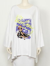 RCS babe rock tour Tシャツ