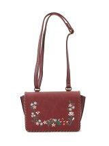 カガリ刺繍ミニショルダーバッグ