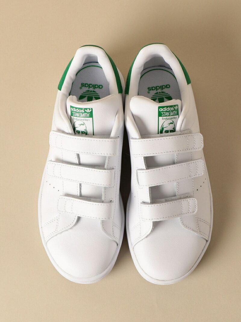 【SALE/30%OFF】adidas(アディダス)STAN SMITHグリーン19cm-21cm ユナイテッドアローズ グリーンレーベルリラクシング シューズ【RBA_S】【RBA_E】【送料無料】