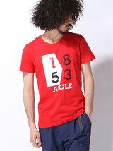 (M)レターフィールド シャツ