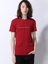 (M)ロゴ半袖Tシャツ・カットソーSPU