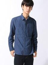 (M)リバーシブルシャツ