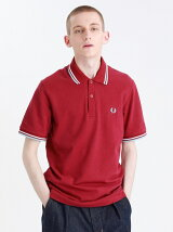 【FREDPERRY】TWINTIPPEDポロ