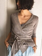 Cache-coeur Knit