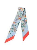 ツイリー花柄スカーフ