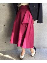 【WEB限定】クリアツイルスカート