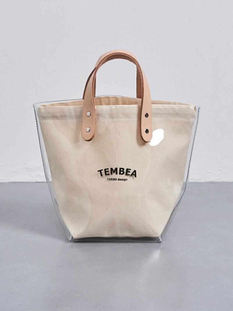 UNITED ARROWS 【予約】<TEMBEA(テンベア)>PVC トートバッグ S † ユナイテッドアローズ【先行予約】*【送料無料】