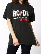 GOOD SPEED / ACDC BACK IN BLACK Tシャツ