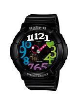 BABY-G/(L)BGA-131-1B2JF/Neon Dial Series