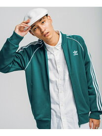 adidas Originals SST TRACK TOP アディダス スポーツ/水着 ジャージ グリーン ブラック ブルー レッド【送料無料】
