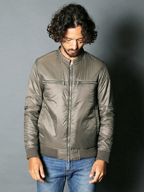 CORDURA NYLON THINUSLATE ZIP BLOUSON