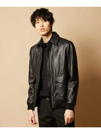 "【SALE/50%OFF】数量限り!""Leather Jacket""(Type A-2) ミッシェルクランオム コート/ジャケット【RBA_S】【RBA_E】【送料無料】"