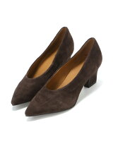 PUPE/(L)P16A18 DARKBROWN SUEDE