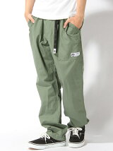 Ground Design Works/(M)GDW ML CRAZY PANT