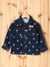 JACKET STAR EMBROIDERY (2T,3T)
