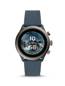 FOSSIL SMARTWATCH (U)FTW4021 フォッシル ファッショングッズ 腕時計 ブルー【送料無料】