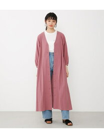 【SALE/50%OFF】Avan Lily COTTON EMBROIDERYボタンOP アヴァンリリィ ワンピース 5ー9分袖ワンピース ピンク